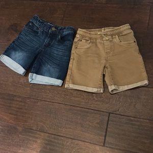 Cat & Jack Skinny Shorts.